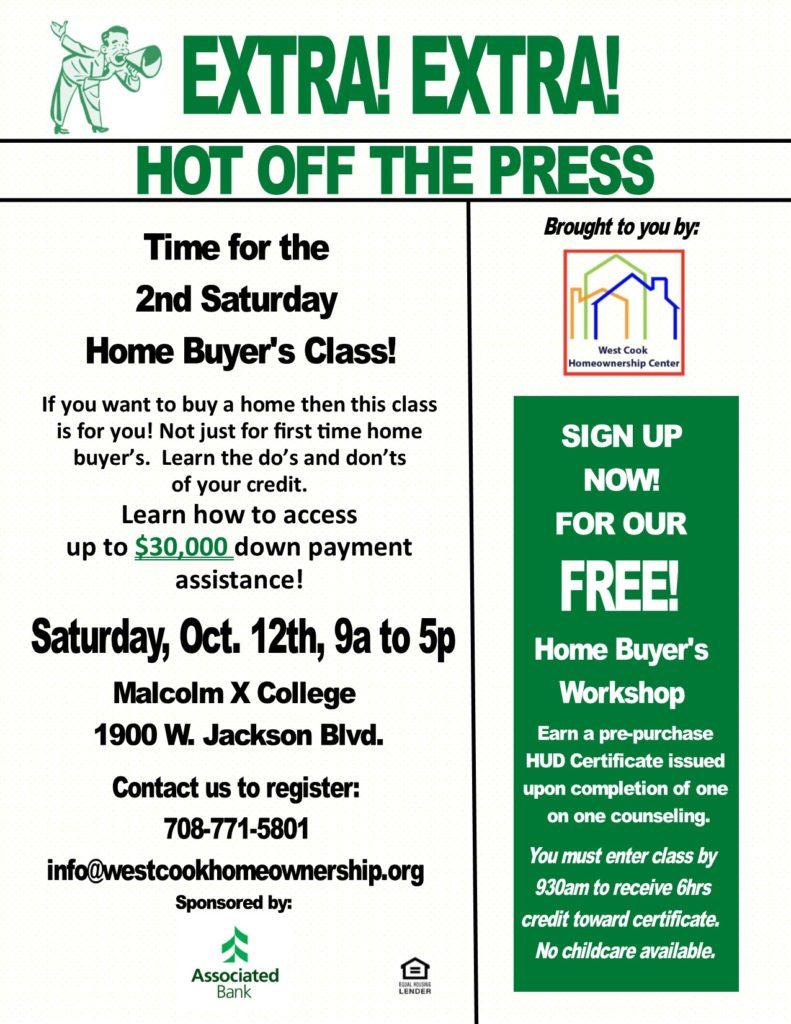 Homebuyer Education Workshop